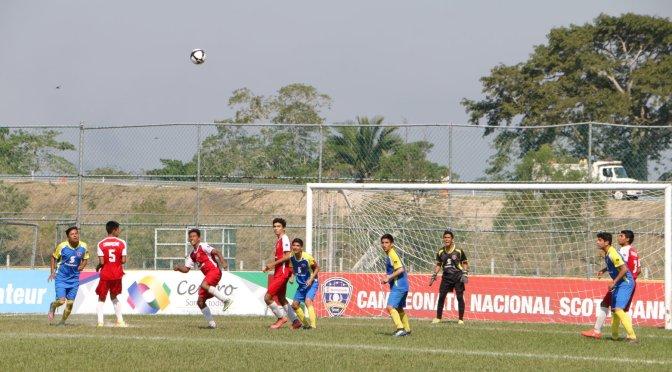 Campeche y Sonora disputarán final de fut del campeonato nacional en Centro