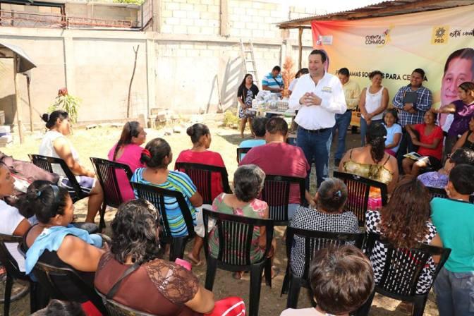 PRD debe mantener defensa de los más desprotegidos: Juan Manuel Fócil Pérez
