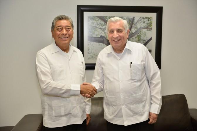 Liborio Correa, nuevo coordinador de asesores del gobierno de Tabasco