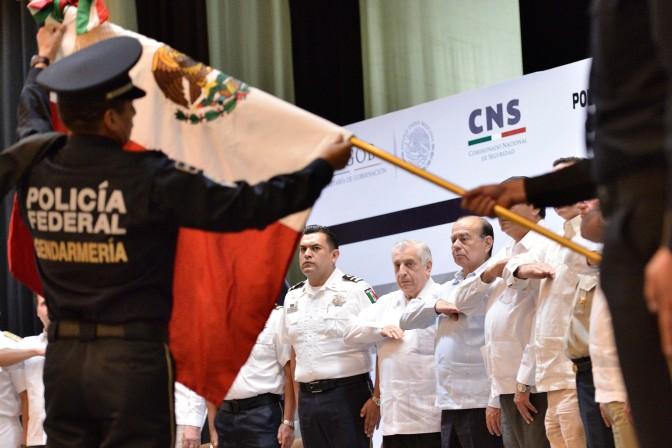 Familia, escuela y sociedad, claves para combatir delitos: Arturo Núñez