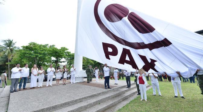 Tabasco refrenda compromiso con la paz: ONG-ONU