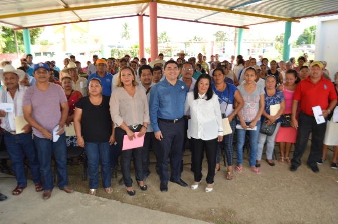 Impulsan en Tabasco a emprendedores en comunidades