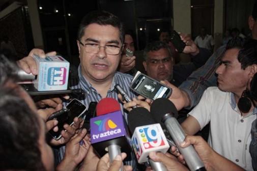 Entregará Pepe Toño presidencia del Congreso al priista Manuel Andrade