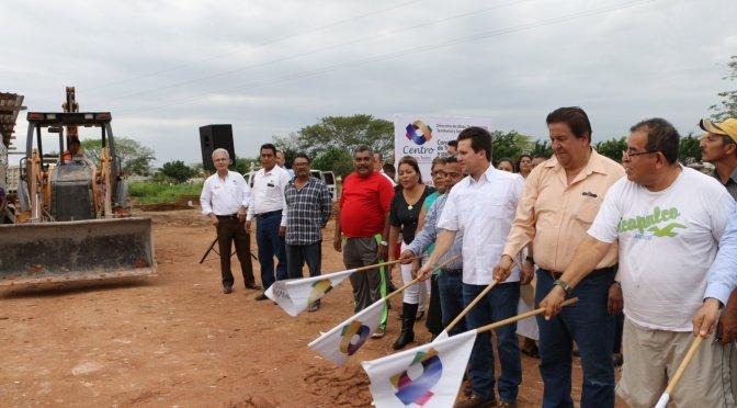 Inicia construcción de Centro de Tratamiento de Labio Leporino y Paladar