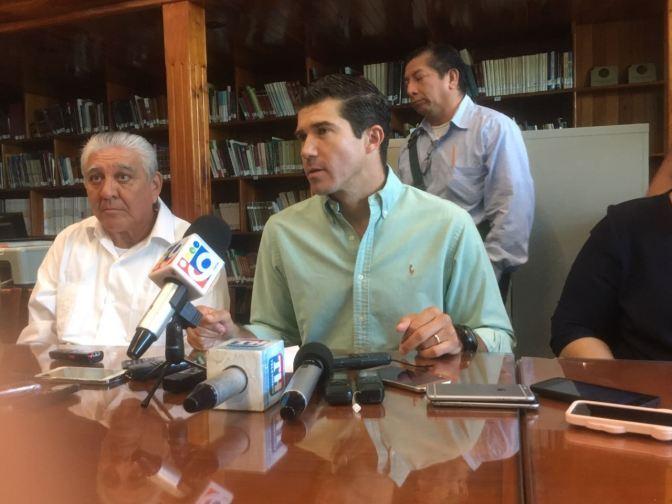 Federico Madrazo sucede a Pepe Toño y acaba crisis en Congreso de Tabasco