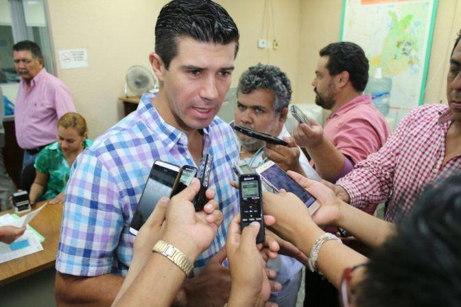 PRI, PAN, MC y Morena apoyan a Federico Madrazo para sacar Ley Anticorrupción