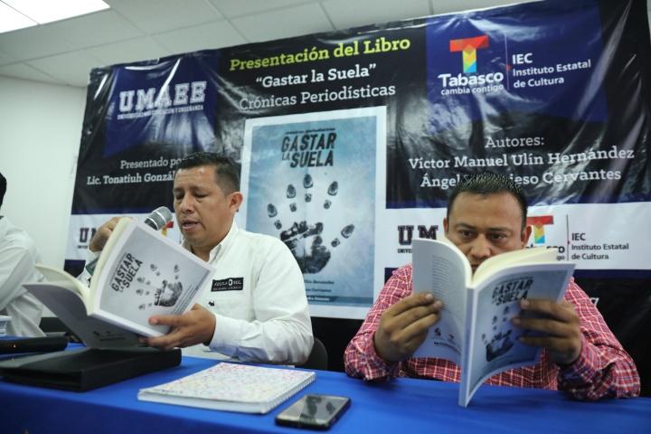 PRESENTACIÓN DEL LIBRO GASTAR LA SUELA (11)