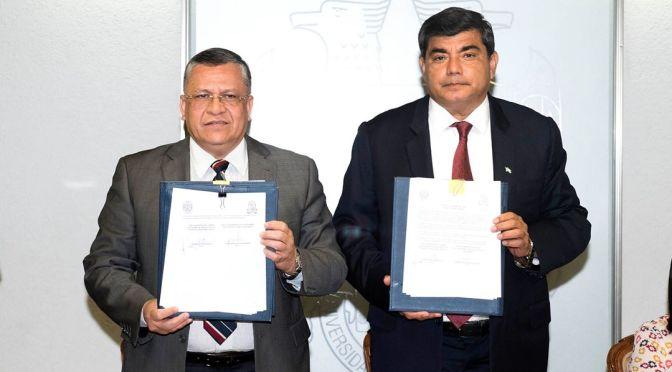 UJAT y Universidad del Salvador acuerdan colaboración académica