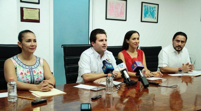 Mujeres, corazón de Centro y empoderadas: Gerardo Gaudiano