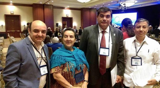 Participa UJAT en Cumbre del Golfo 2017