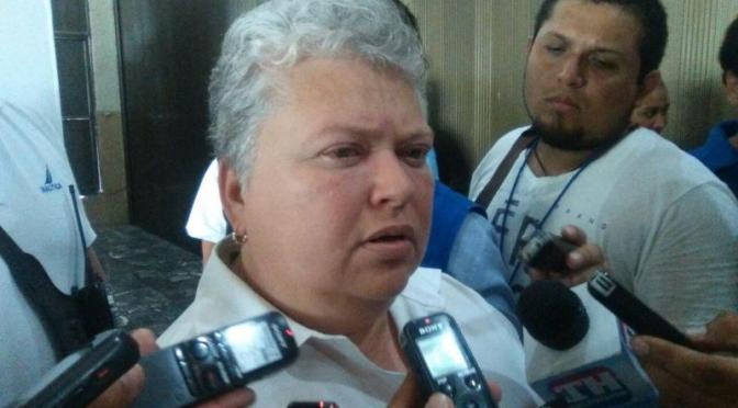 Exige diputada Maria Estela investigar a fondo cuenta de 2015 de Huimanguillo