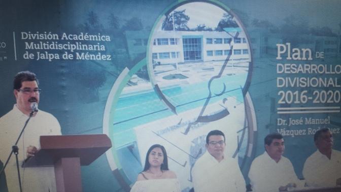 Planea UJAT  crecimiento de su campus en Jalpa de Méndez