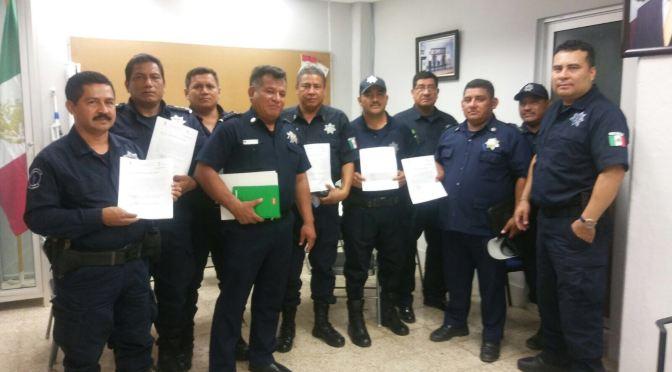 Cambios de mandos medios en Seguridad Pública de Tabasco
