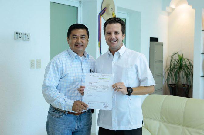 Reconoce Secretaría de Salud a Centro por cuidado de agua potable
