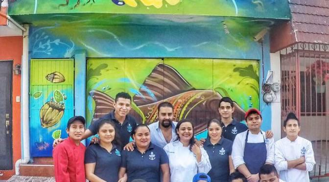 Cevichería Tabasco: llenando panzas y corazones…del otro lado del Grijalva