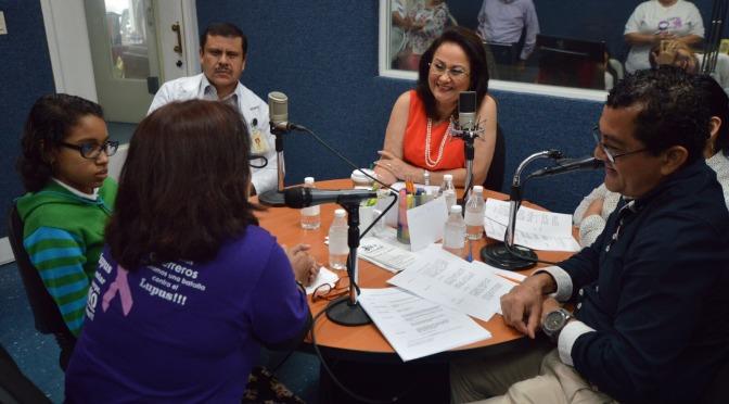 Alertan sobre Lupus que afecta a familias