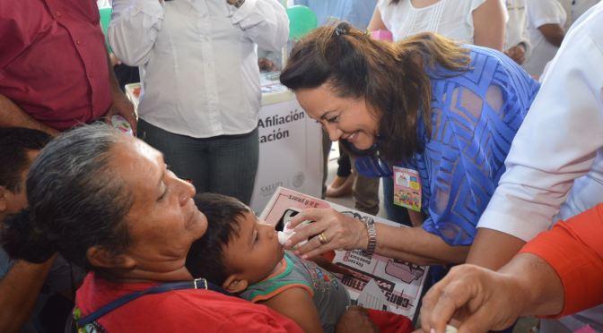 Protegerán a más de 26 mil niñas contra virus del Papiloma en Semana Nacional de Vacunación