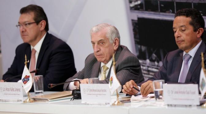 Tabasco presente en reunión de la Comisión de Seguridad de la Conago