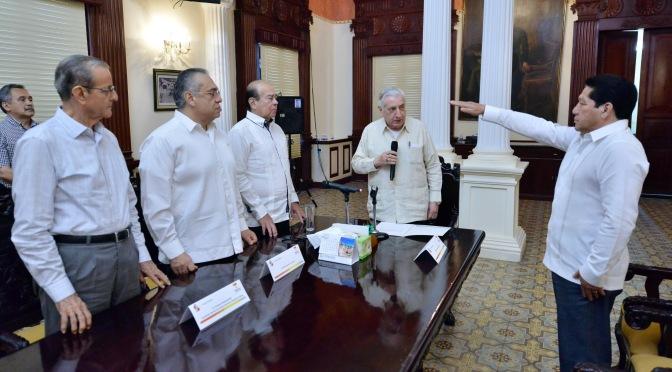 Rommel Franz Cerna, nuevo secretario de Salud en Tabasco