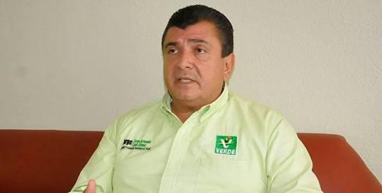 Expulsan del PVEM al alcalde de Teapa