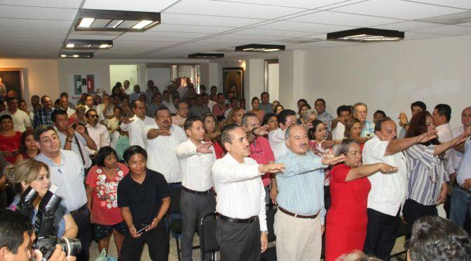 """Con """"cartuchos quemados"""" presumen priistas de Tabasco que ganarán en 2018"""