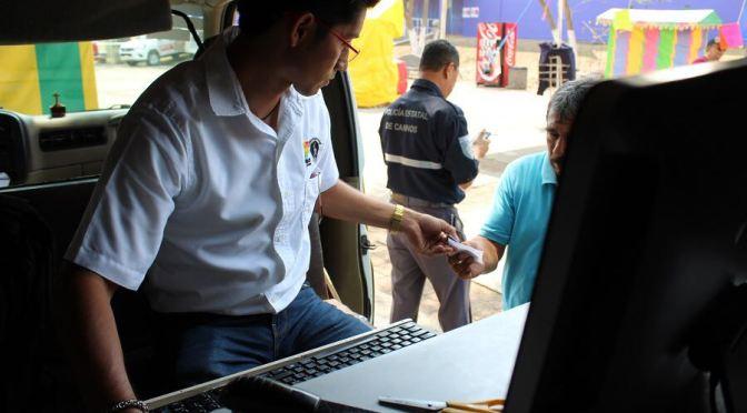 ¡Tramita tu licencia en la Feria Tabasco!