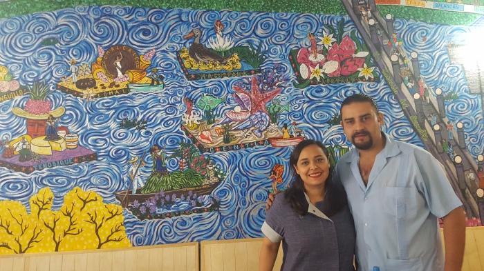 Lupita y Chucho La Cevicheria Tabasco