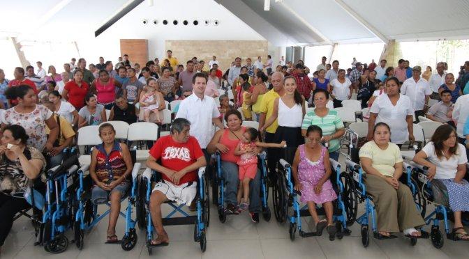 Hay que sumar e incluir a todos en desarrollo de Centro: Gaudiano