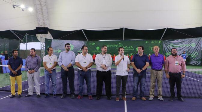 Arranca Torneo Internacional Villahermosa Open Haciendas