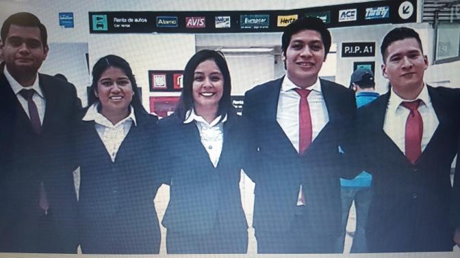 Destacan estudiantes de la UJAT en Maratón de Conocimientos del SAT