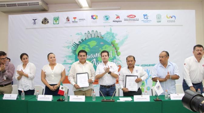 Refrenda Centro compromiso con  protección del Medio Ambiente