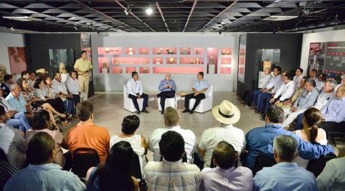 """""""Contigo: Diálogos  con el Gobernador"""", por TVT"""