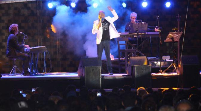 Conciertazo de Francisco Cespedes cierra tercer día del Festival de Villahermosa
