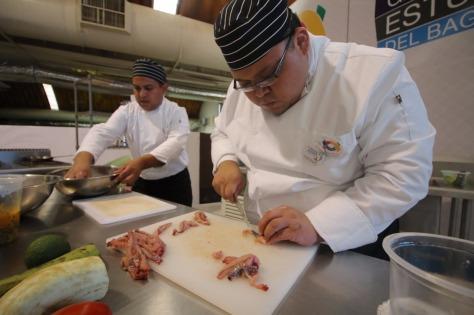 Chef 2 lugar