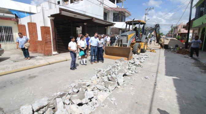 Pendiente Gaudiano de obra de drenaje en la Pagés Llergo