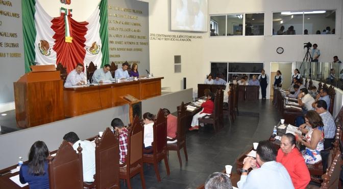 Diputados aprueban Sistema Estatal Anticorrupción en Tabasco