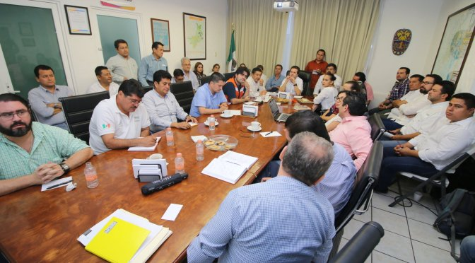 Atento Centro para proteger a la población  ante continuación de lluvias