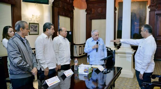 Va Jorge Mier y Terán Suárez a coordinar Instituto de Protección Civil