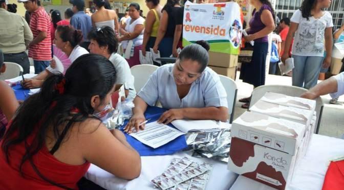 Para prevenir, exhortan a madres embarazadas a realizarse prueba de VIH