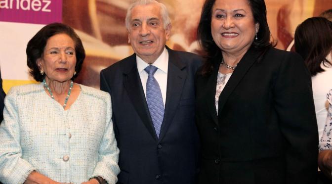 Ifigenia Martínez, una mujer ejemplar y destacada política: Arturo Núñez Jiménez