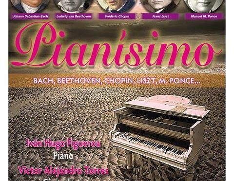 Recital de clásicos del piano en Casa Tabasco en la Ciudad de México