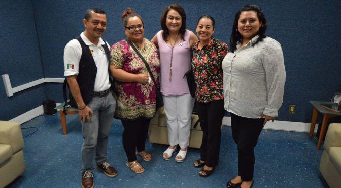 Apoya DIF-Tabasco a familias que tienen a un integrante recluido en algún penal