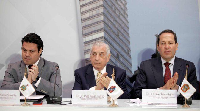 Presente Tabasco en reunión de Seguridad