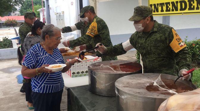 Por afectación, Federación da luz verde para enviar recursos a Centro y Nacajuca
