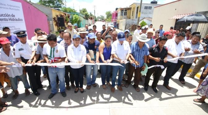 Zona indígena, corazón de Centro  y le vengo a entregar realidades: Gaudiano