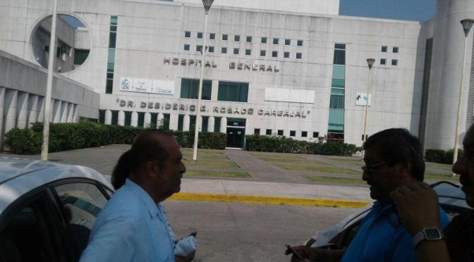 Fue oportuna atención a bebé en Hospital General de Comalcalco