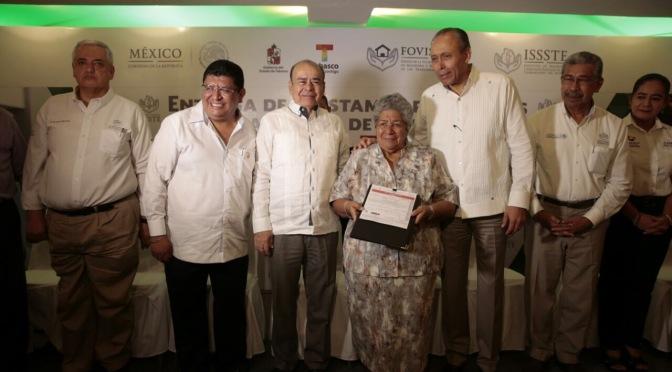 Va Federación y Tabasco por nuevo hospital del ISSSTE
