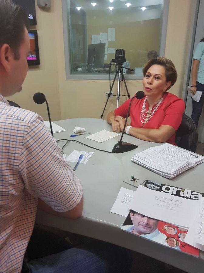 Buscaré candidatura del PRI  al gobierno: Ady García