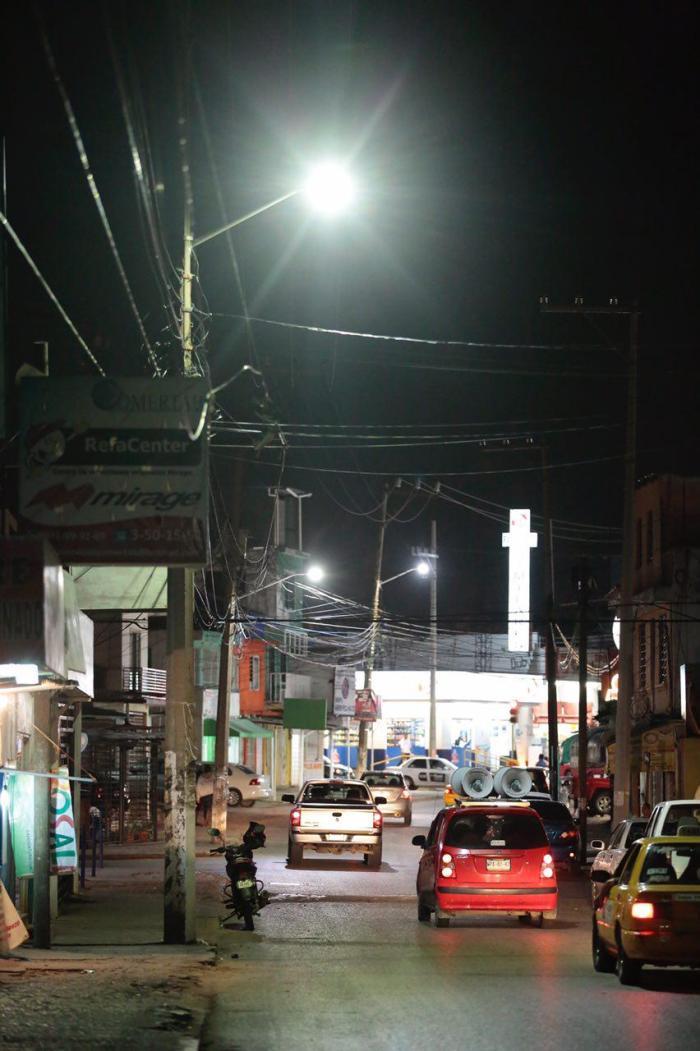 luminarias LED (2)
