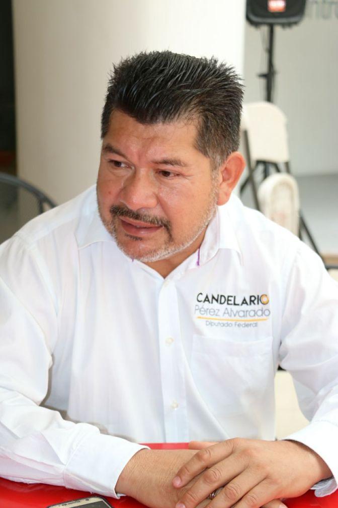 Pese a efecto Obrador, retendremos gubernatura en 2018: Cando Pérez
